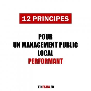 13 principes pour un management public local performant