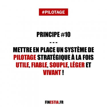 Principe #10